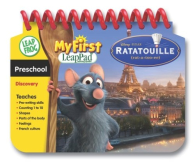 My First LeapPad Educational Book: Ratatouille