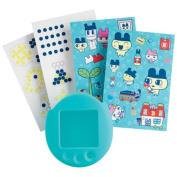 Tamagotchi Connexion V 5 Tamagotchi Deco-ratchi Kit - New Skin Colour and Mametchi stickers