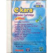 E-Kara Karaoke Cartridge