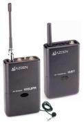 Azden Wireless Uhf Lavaliere Mic System Nic