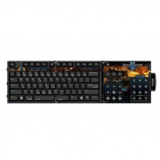 Keyset Shift/Zboard Starcraft