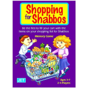 Shopping for Shabbos : Memory Game