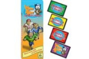 Griddly Games 4000161 Wise Alec - Sports Buff Travel Game & Expansion Pack