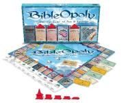 CHRISTIAN GAMES Bibleopoly