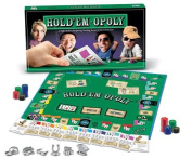 Hold'em Opoly Board Game