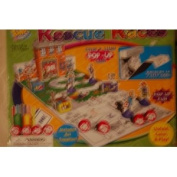 Rescue Races Colour N' Stamp Pop-Up Game