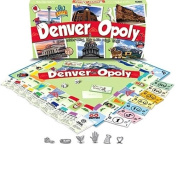 Denver Opoly Board Game