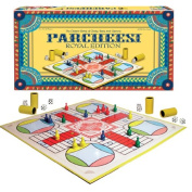 Winning Moves Parcheesi