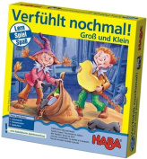 Haba Fiddlesticks Big and Small Board Game