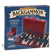Collector's Backgammon Set