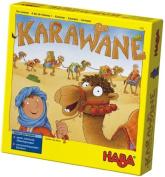 Haba Games The Caravan Game - torrid race game