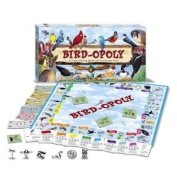 Bird-Opoly Board Game with Flying Twists and Turns - 2 to 6 Players