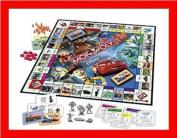 Parker Brothers Disney Pixar Monopoly in Collectors Tin