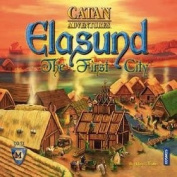 Mayfair Games Elasund - The First City of Catan Board Game