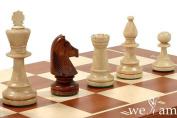 Wooden Tournament Staunton Chess Set