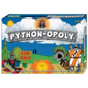 Python-opoly Board Game