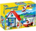 Playmobil 1.2.3 - 6769 - Hospital Set