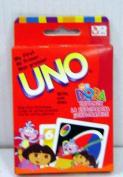 Nick Jr Dora the Explorer UNO Cards