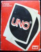 Vintage 1983 UNO Card Game