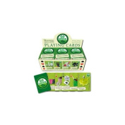 Go Green Enviroment Ideas Playing Cards - Deck of 54 Cards