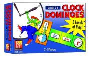 Remedia Publications 4385 Clock Dominoes