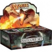 Magic The Gathering M11 Core Set 2011 SEALED Booster Box [Toy]