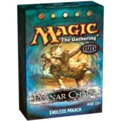 Magic The Gathering MTG Planar Chaos Endless March Theme Deck [Toy]