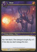 World of Warcraft Blood of Gladiators Single Card Sear #38 Common [Toy]