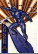 MARVEL UNIVERSE Fleer in 1994 SUSPENDED ANIMATION 5 SILVER SURFER
