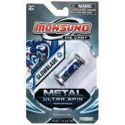 Monsuno Die Cast Metal Ultra Spin Core Glowblade