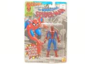 Multi Jointed SpiderMan vintage action figure