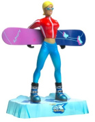 Game Pro Elise From The Hit Ea Sports Video Game Ssx Tricky Series 1 * 18cm * Action Figure & Snowboard