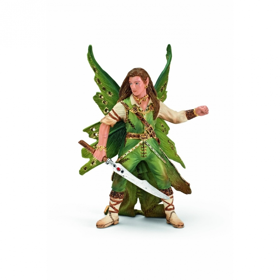 Schleich Standing Falaroy Elf Figure. Shipping Included