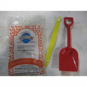 McDonalds Happy Meal Toy Earth Days Tool Carrier With Shovel 1993