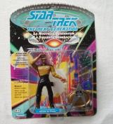 "4½"" Lieutenant Commander Geordi La Forge Action Figure - 1992 Series 1 Star Trek"