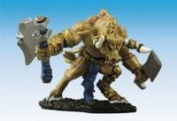 RPR20015 Minotaur Of The Maze Legendary Encounters Minature Figures by Reaper Miniatures