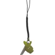 Takara Tomy Pokemon BW3 Black & White Netsuke Strap Charm Figures ~3.8cm  - Petilil