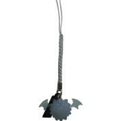 Takara Tomy Pokemon BW3 Black & White Netsuke Strap Charm Figures ~3.8cm  - Woobat