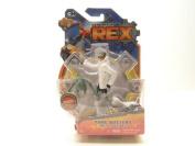 Generator Rex 10cm Action Figure Punk Busters Arctic Suit Rex