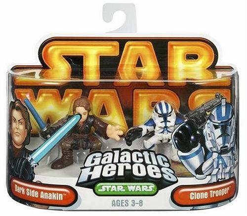 Star - wars - galaktische held dunkle seite anakin und klon - soldat.hasbro.Besteer preis