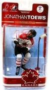 McFarlane Toys NHL Sports Picks Team Canada 2010 Series 2 Action Figure Jonathan Toews (Chicago Blackhawks) White Jersey