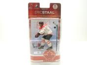 McFarlane Toys NHL Sports Picks Team Canada 2010 Series 2 Action Figure Eric Staal (Carolina Hurricanes) White Jersey