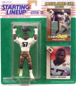 Starting Lineup 1993 Rickey Jackson New Orleans Saints Action Figure