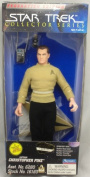 Star Trek Collector Series Federation Edition Captain Christopher Pike 23cm Action Figure