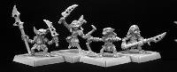 Goblin Warriors (4) Pathfinder Series Miniatures