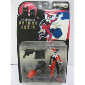 Batman Animated HARLEY QUINN w/Knockout Punching Glove 13cm Action Figure