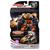 """Hasbro Year 2010 Transformers Movie Series 7.6cm Dark of the Moon"""" Deluxe Class 15cm Tall Robot Action Figure with MechTech Weapon System - Autobot MUDFLAP with Blaster that Converts to Cybertronian Battle Axe (Vehicle Mode"""