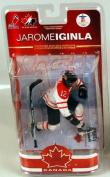 McFarlane Toys NHL Sports Picks Team Canada 2010 Series 2 Action Figure Jarome Iginla (Calgary Flames) White Jersey