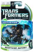 Transformers 3 Dark of the Moon Movie Cyberverse Commander Class Action Figure Decepticon Hatchet