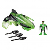Fisher-Price Imaginext DC Super Friends Green Lantern Jet
